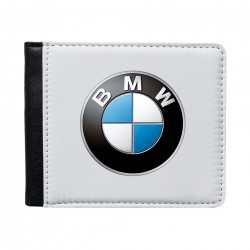 BMW MC Tvådelad Plånbok