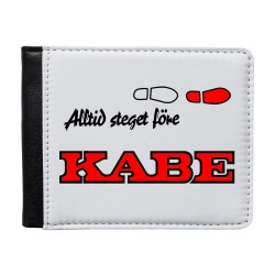 Kabe 2-Delad Multiplånbok