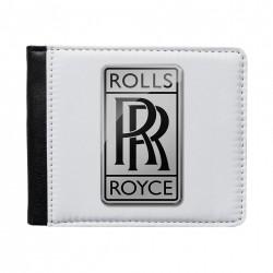 Rolls-Royce Tvådelad Plånbok