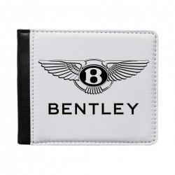 Bentley Tvådelad Plånbok