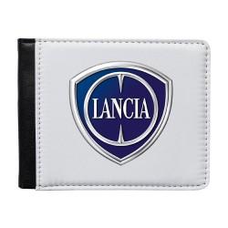 Lancia 2-Delad Multiplånbok