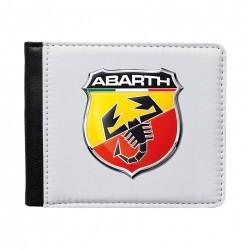Abarth 2-Delad Multiplånbok