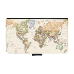 Världskarta iPhone 5C...
