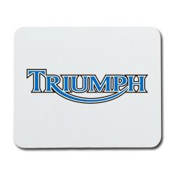 Triumph Classic Logo Mouse Pad