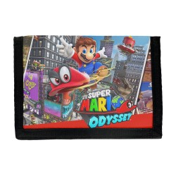 Super Mario Odyssey Plånbok