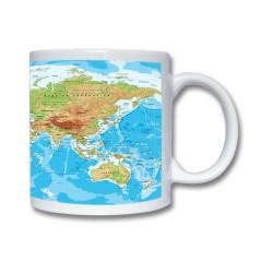 Mugg Med Geografisk...