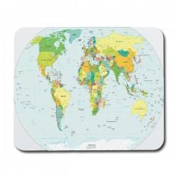 Världspolitisk Karta Musmatta