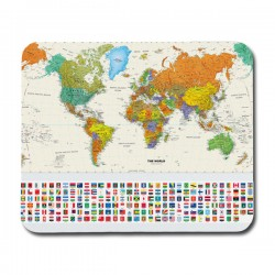 Världskarta & Världens...