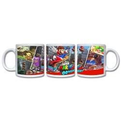 Mario Odyssey Mugg