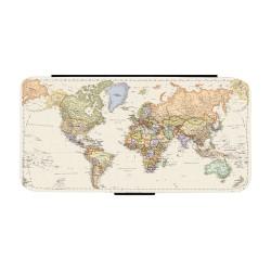 Världskarta iPhone 8...