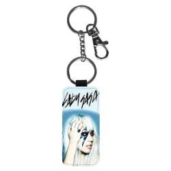 Lady Gaga Nyckelring