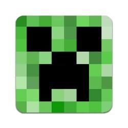 2 ST Minecraft Creeper...
