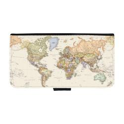Världskarta Huawei P10...