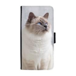 Huawei P30 Plånboksfodral:...