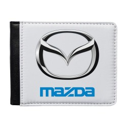 Mazda 2-Delad Multiplånbok