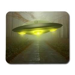 UFO och Utomjording Musmatta