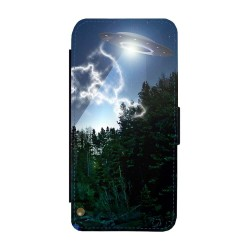 UFO iPhone 8 Plånboksfodral