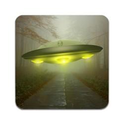 2 ST UFO Underlägg