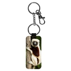 Lemur Nyckelring
