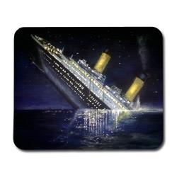 Sjunkande Titanic Musmatta