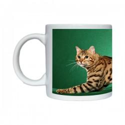 Katt Bengal Mugg