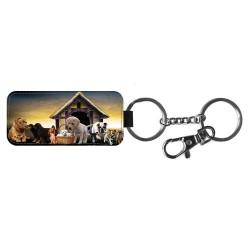 Hundar Nyckelring