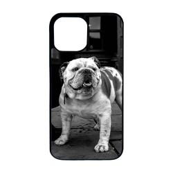 Hund Engelsk Bulldogg...