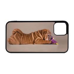 Hund Shar Pei iPhone 11 Skal