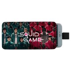 Squid Game Pull-up Mobilväska
