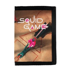 Film Squid Game Plånbok