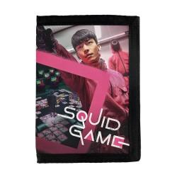 Squid Game Hwang Jun-ho Wallet