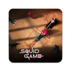 2 ST Squid Game Underlägg
